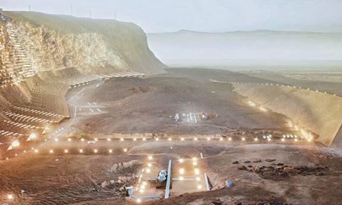 مهاجرت به نُووا؛ نخستین شهر پایدار در مریخ