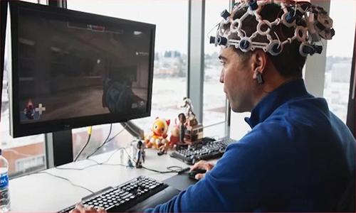 انقلابی در بازیهای رایانهای؛ اتصال مغز انسان به رایانه